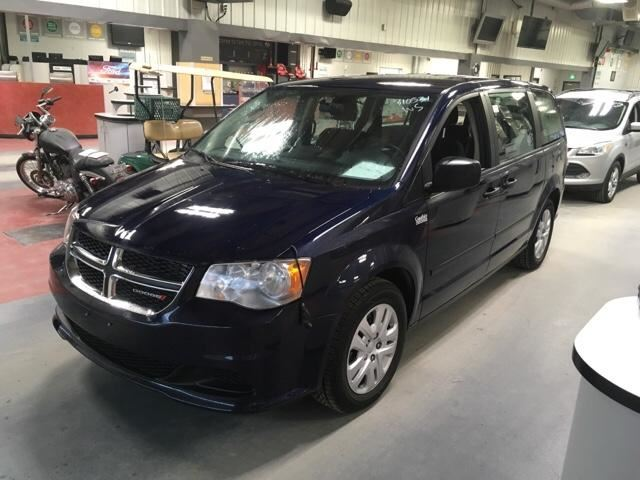 2015 DODGE GRAND CARAVAN CVP in Winnipeg, Manitoba