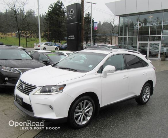 2015 LEXUS RX 350 Touring Package in Port Moody, British Columbia