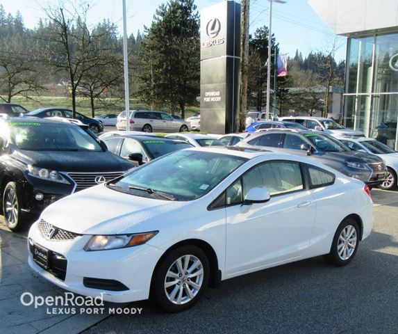 2012 HONDA CIVIC EX-L in Port Moody, British Columbia