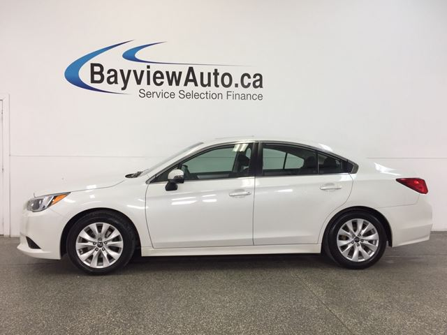 2015 SUBARU LEGACY TOURING- AWD|SUNROOF|HTD STS|REV CAM|BSA|CRUISE! in Belleville, Ontario