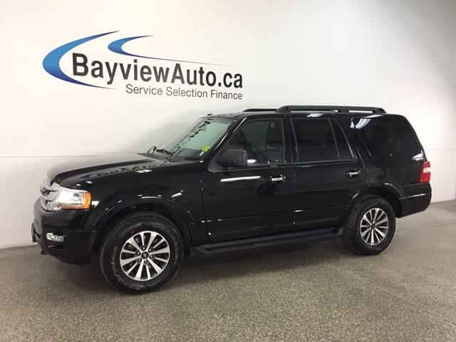 2017 FORD EXPEDITION XLT- ECOBOOST|4x4|HTD LTHR|REV CAM|SONY|PWR TRUNK! in Belleville, Ontario