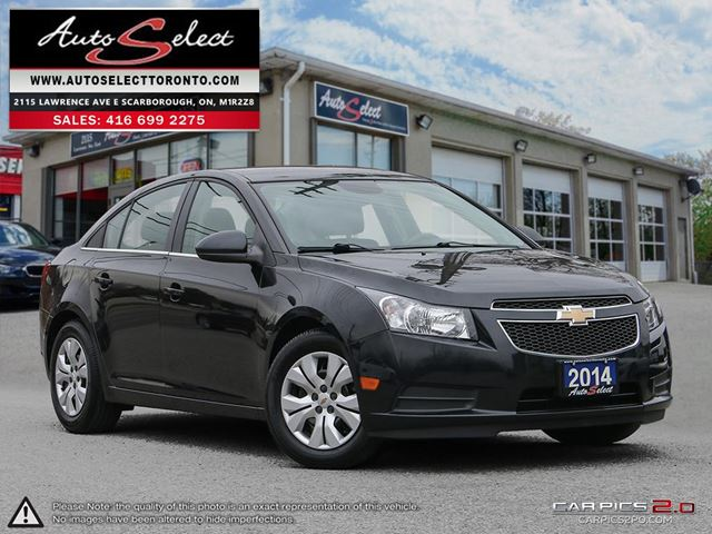 2014 CHEVROLET Cruze ONLY 48K! **BACK-UP CAMERA** CLEAN CARPROOF in Scarborough, Ontario