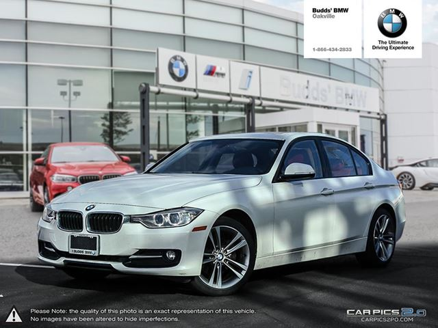 2014 BMW 3 SERIES xDrive in Oakville, Ontario