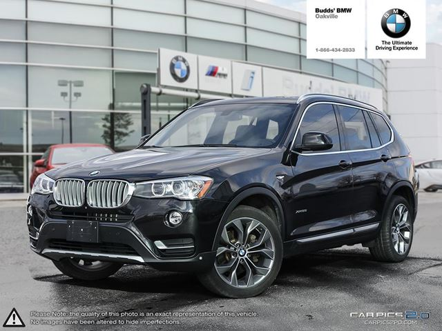 2015 BMW X3 xDrive35i in Oakville, Ontario