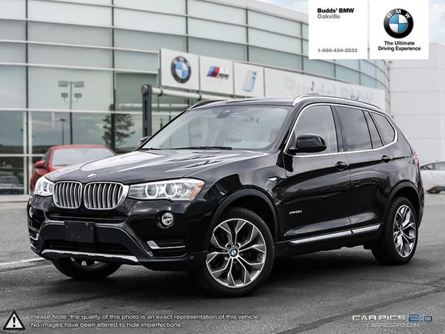 2015 BMW X3 xDrive28d in Oakville, Ontario