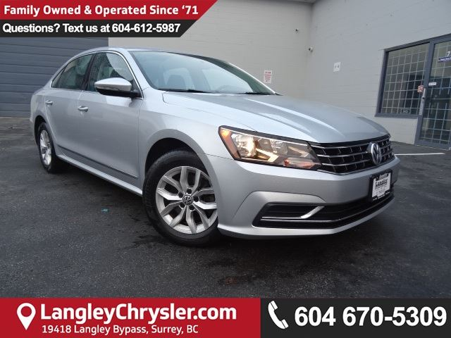 2016 VOLKSWAGEN PASSAT           in Surrey, British Columbia