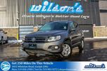 2014 Volkswagen Tiguan TRENDLINE AWD SUV! HEATED SEATS! BLUETOOTH! CRUISE CONTROL! POWER PACKAGE! ALLOYS! ONE OWNER! in Guelph, Ontario