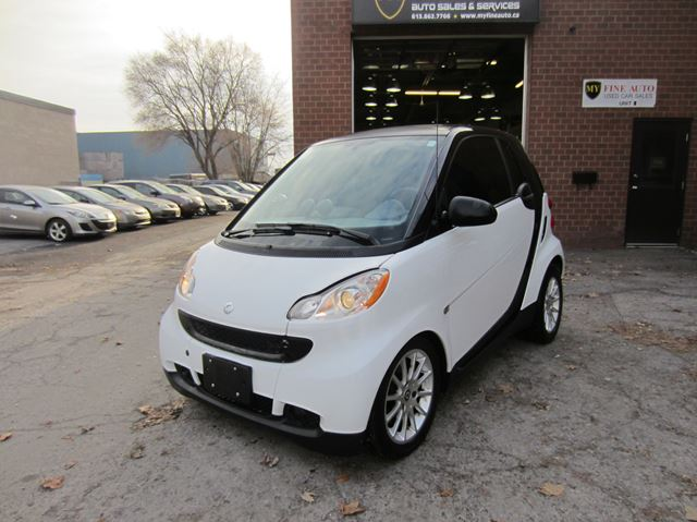 2009 SMART FORTWO Pure / Only 75,000 km in Ottawa, Ontario