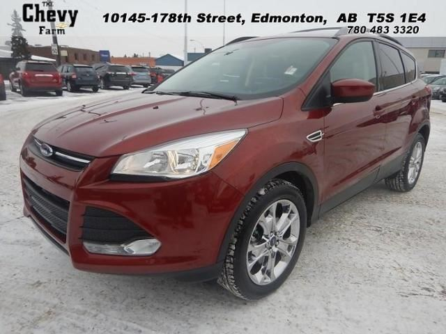 2016 FORD Escape SE in Edmonton, Alberta