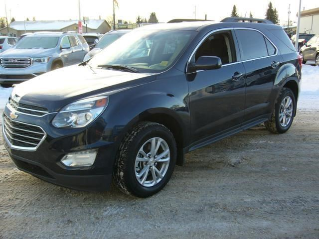 2017 CHEVROLET EQUINOX LT in St Paul, Alberta