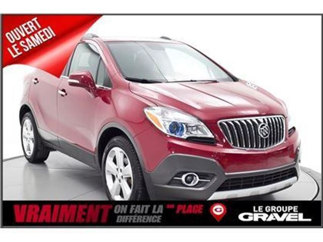 2015 Buick Encore Leather in Montreal, Quebec