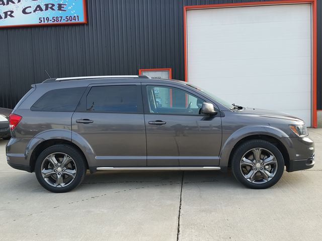 2014 Dodge Journey Crossroad AWD in Jarvis, Ontario