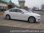 2013 BMW 5 Series 528i X DRIVE AWD,NAVIGATION,CAMERAS REAR&SIDE&TOP in Mississauga, Ontario
