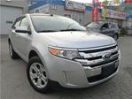 2013 Ford Edge SEL AWD_Navigation_Rear Camera_Panoramic Sunroof in Oakville, Ontario