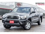 2015 Toyota Tacoma Access cab, LOW LOW kms in Georgetown, Ontario
