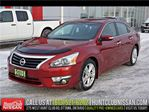 2015 Nissan Altima 2.5 SL   Navigation, Sunroof, Leather Htd Seats in Ottawa, Ontario