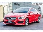 2015 Mercedes-Benz CLA250 CLA250 4MATIC, Driver Assist! Sport Pkg! in Mississauga, Ontario