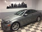 2012 Mercedes-Benz C-Class C250 Nav Sport Drivie Assist+ in Calgary, Alberta