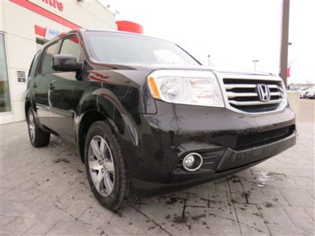 2015 HONDA Pilot Touring *No Accidents, One Owner, Local Vehicle* in Airdrie, Alberta