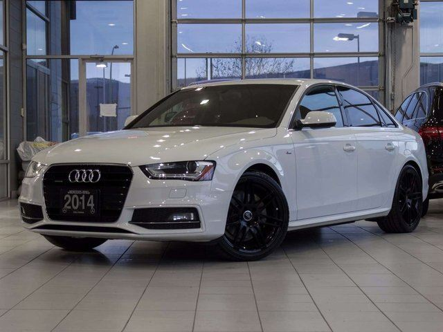 2014 AUDI A4 S Line Premium Plus in Kelowna, British Columbia