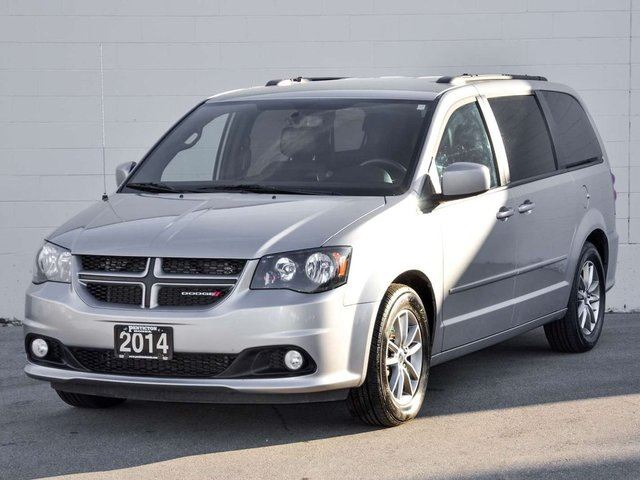 2014 DODGE GRAND CARAVAN R/T in Kelowna, British Columbia