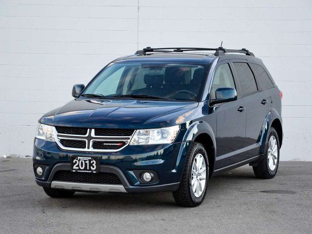 2013 DODGE JOURNEY SXT V6 DVD in Kelowna, British Columbia