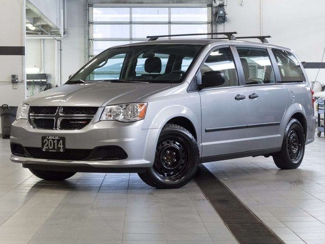 2014 DODGE GRAND CARAVAN Canadian Value Package in Kelowna, British Columbia
