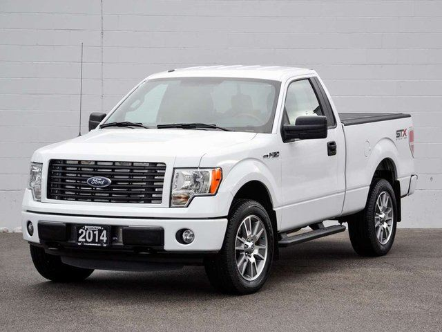 2014 FORD F-150 STX in Kelowna, British Columbia