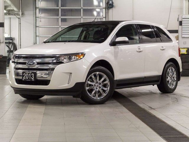 2013 FORD EDGE SEL in Kelowna, British Columbia