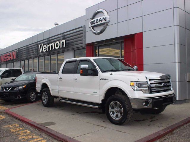 2014 FORD F-150 Lariat in Kelowna, British Columbia