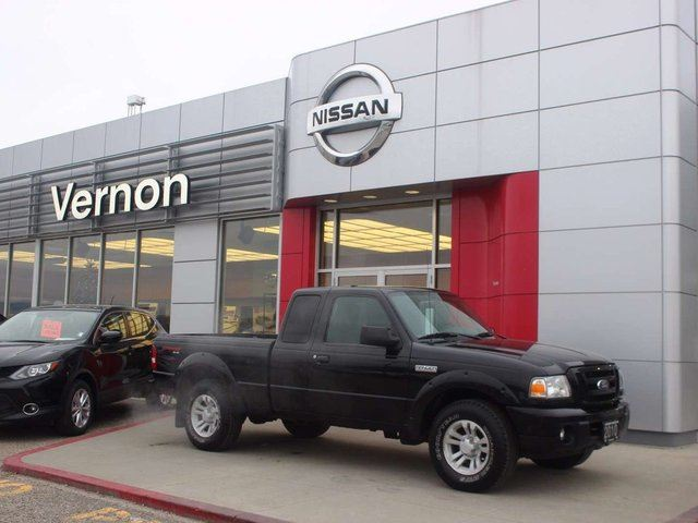 2010 FORD RANGER Sport Ext Cab in Kelowna, British Columbia
