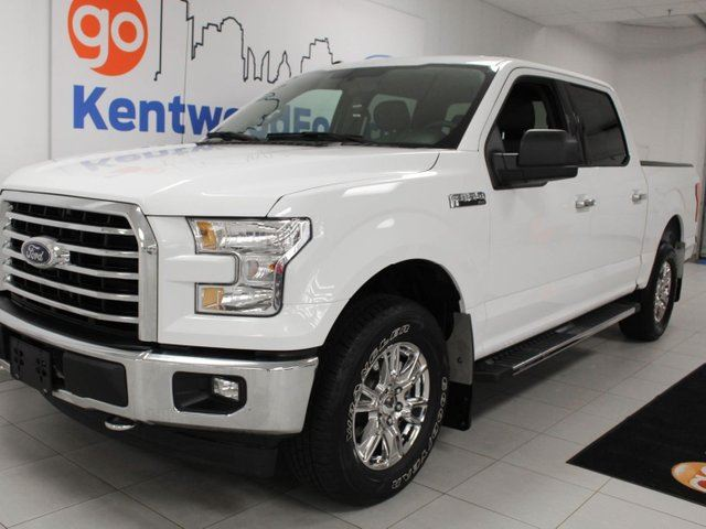 2017 FORD F-150 XLT XTR with keyless entry and a back up cam! in Edmonton, Alberta