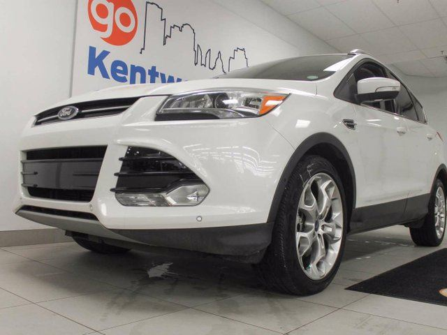 2014 FORD ESCAPE Titanium- everything you could ever want. Check it out! in Edmonton, Alberta
