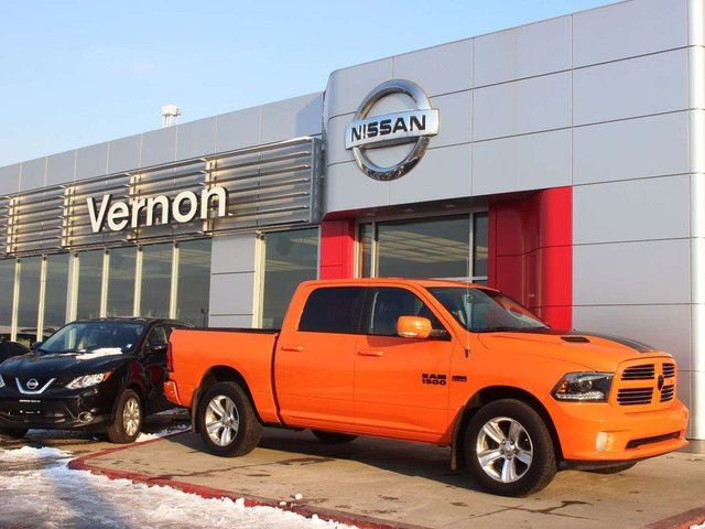 2015 DODGE RAM 1500 Sport in Kelowna, British Columbia