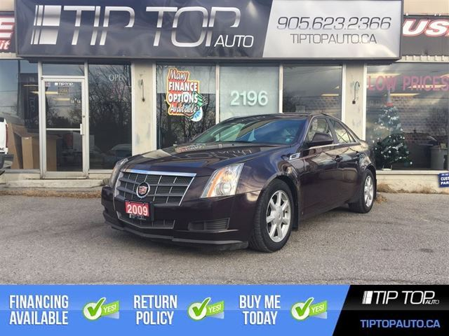 2009 CADILLAC CTS w/1SA ** AWD, Full Leather Interior, Heated/Mem in Bowmanville, Ontario