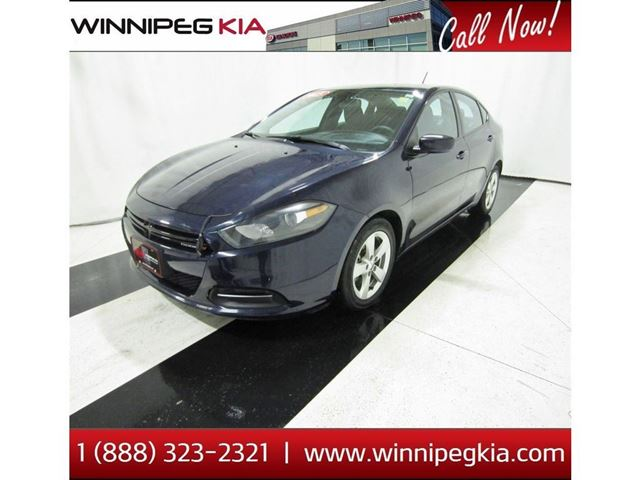 2015 DODGE DART SXT in Winnipeg, Manitoba