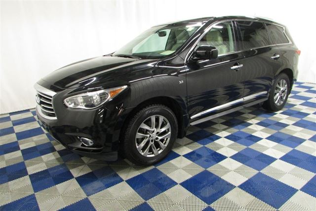 2015 INFINITI QX60 AWD/ACCIDENT FREE/NAV/SUNROOF/LOADED! in Winnipeg, Manitoba
