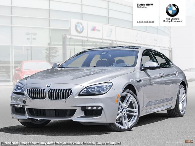 2017 BMW 6 SERIES           in Oakville, Ontario