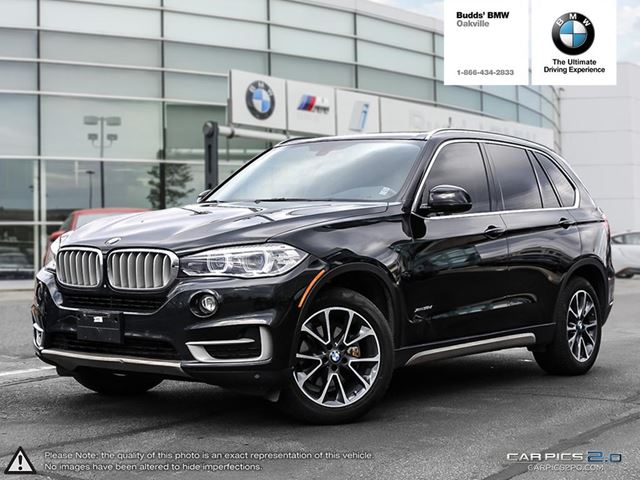 2015 BMW X5 xDrive35d in Oakville, Ontario