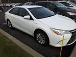 2017 Toyota Camry Hybrid LE, 2.5L + Electric Motor in Mississauga, Ontario