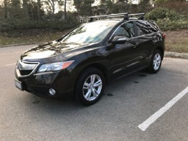 2015 ACURA RDX AWD 4 dr with Tech Pkg in Mississauga, Ontario