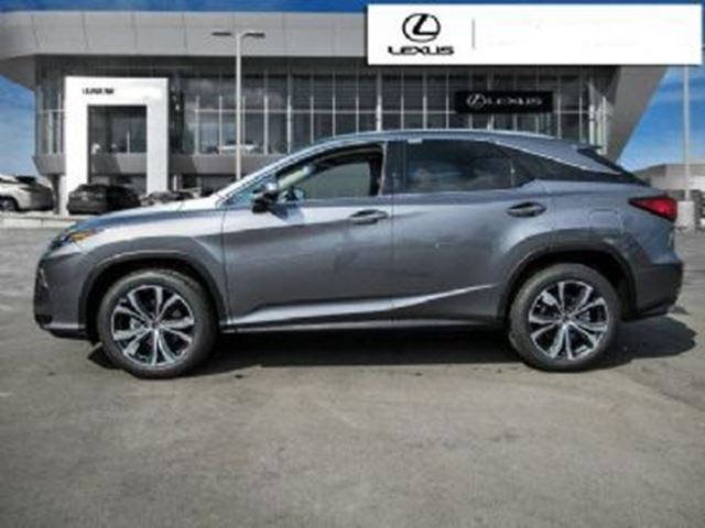 2017 LEXUS RX 350 AWD Luxury Package in Mississauga, Ontario