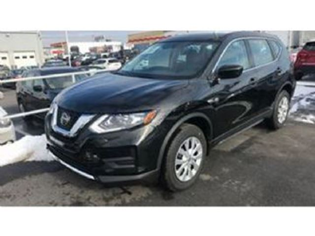2018 NISSAN ROGUE ROGUE SV FWD DEALER DEMO in Mississauga, Ontario