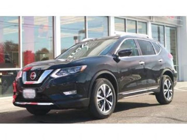 2018 Nissan Rogue ROGUE SL FULLY LOADED DEALER DEMO in Mississauga, Ontario