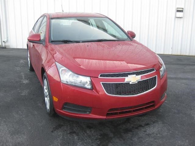2013 Chevrolet Cruze LT Turbo in Gander, Newfoundland And Labrador