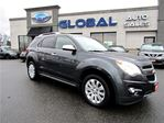 2011 Chevrolet Equinox LTZ AWD LEATHER SUNROOF ONLY 64 KM. in Ottawa, Ontario