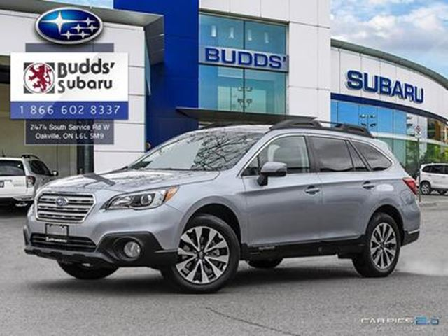 2017 SUBARU OUTBACK 2.5i Limited at - AWD, Leather, Nav in Oakville, Ontario