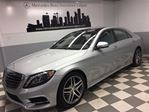 2014 Mercedes-Benz S-Class S550 4MATIC Advanced Driving Exclusive AMG Sport++ in Calgary, Alberta
