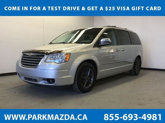 2009 CHRYSLER TOWN AND COUNTRY - in Sherwood Park, Alberta