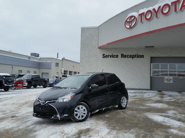 2015 TOYOTA YARIS CE in Midland, Ontario